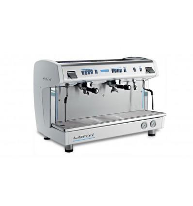 Machine à café x-one tci CONTI 2 groupes blanche