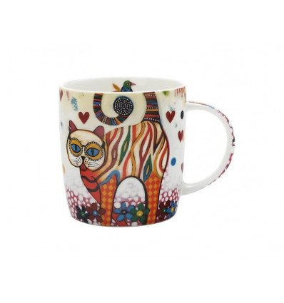 "Mug café/thé 370ml ""chat"""