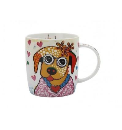 """Mug café/thé 370ml """"chien"""""""