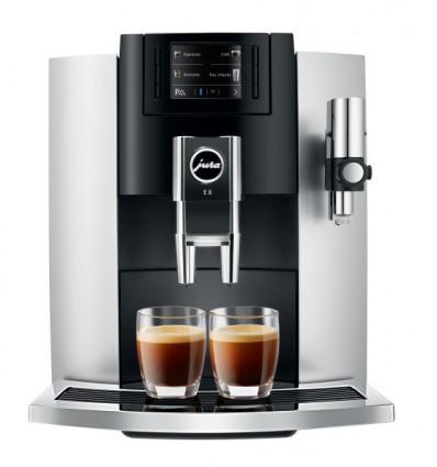 Machine à café JURA E8 Platine