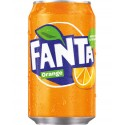 Fanta orange 24 x 33cl