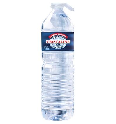 Cristaline eau plate 6 x 1,5L