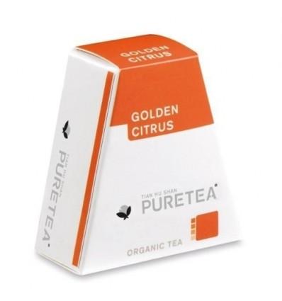 Thé golden citrus 18 pièces - Pure Tea