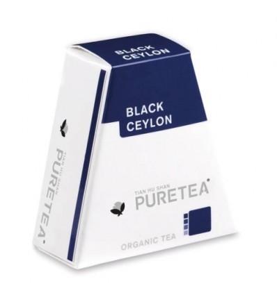 Thé black ceylon 18 pièces - Pure Tea