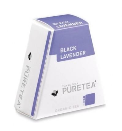 Thé black lavender 18 pièces - Pure Tea