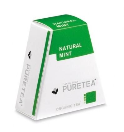 Thé menthe naturelle 18 pièces - Pure Tea