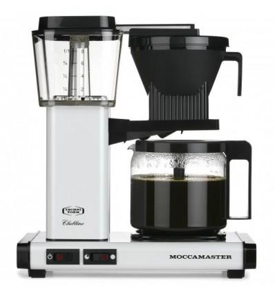 Cafetière filtre Moccamaster KBG 741 Blanc