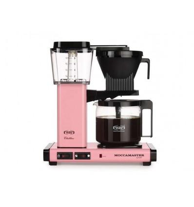 Cafetière filtre Moccamaster KBG 741 rose