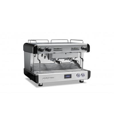 Machine à café cc100 CONTI 2 goupes noire