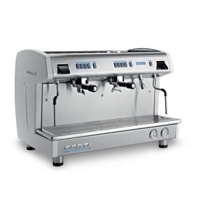 Machine à café x-one CONTI 2 goupes blanche