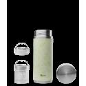 Qwetch théière isotherme 300ml pastel vert d'eau