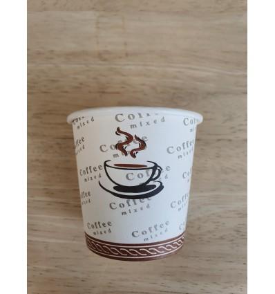 Gobelets café 4oz - 120 cc (espresso)