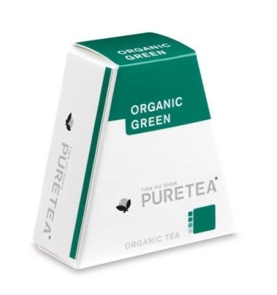 Thé organic green 18 pièces - Pure Tea