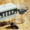 Hario V60 kit 1/4 tasses en verre