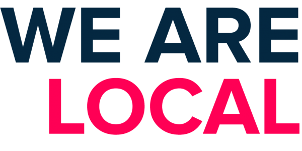 We are local - Soutient aux commerçants locaux